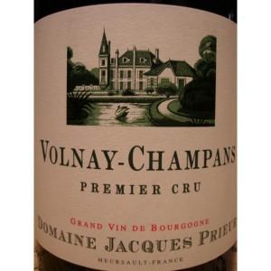 Jacques Prieur Volnay 1er Cru